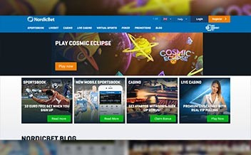 Screenshot 4 Nordicbet Casino
