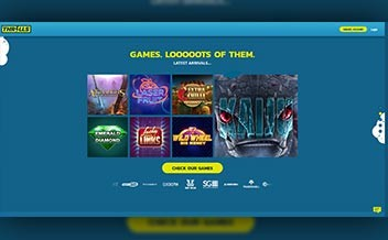 Screenshot 4 Thrills Casino